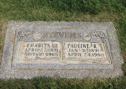 Pauline R Stevens