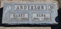 Elda <i>Bergman</i> Anderson