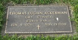Thomas Lucian Ackerman