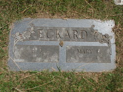 Mary Louise <i>Withers</i> Eckard