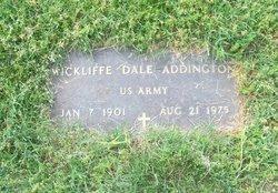 Wickliffe Dale Addington