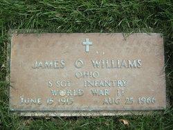 James Othel Williams