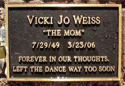 Vicki Jo <i>Boutwell</i> Weiss