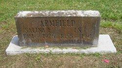 Salina Elizabeth <i>Aarons</i> Armfield