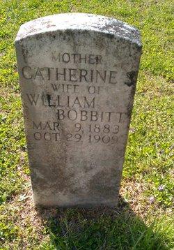 Catherine Susanna <i>Branstetter</i> Bobbitt