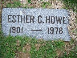 Esther C Howe