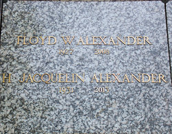 Floyd William Alexander