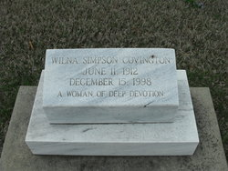 Wilna <i>Simpson</i> Covington