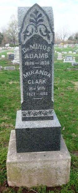 Miranda <i>Clark</i> Adams