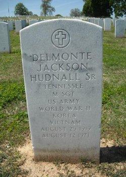 Delmonte Jackson Hudnall, Sr