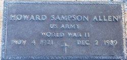 Howard Sampson Allen