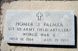 Homer James Palmer