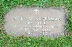 PFC James Muriel Alderman
