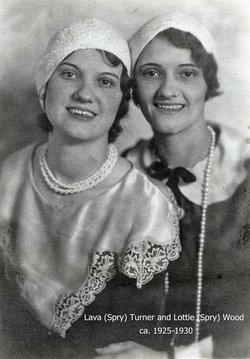 Lava Ethel <i>Spry</i> Turner