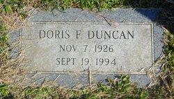 Doris F. <i>Forney</i> Duncan