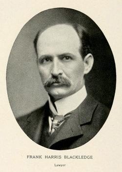 Frank Harris Blackledge, Sr
