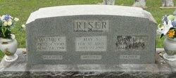David Preacher Riser