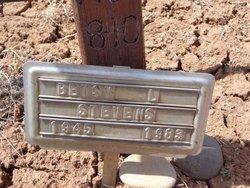 Betsy L Stevens