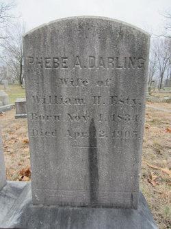 Phebe Ann <i>Darling</i> Esty