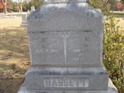 Margaret A <i>Dawes</i> Bassett