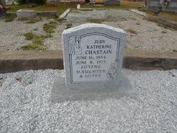 Judy Katherine Kathy Chastain