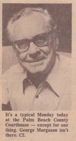 George Oral Red Morgason