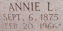 Annie L. Mounts