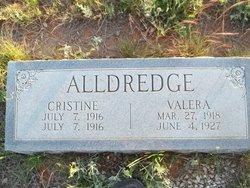 Christine Allredge
