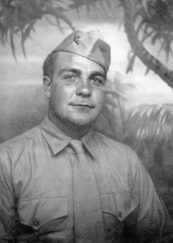 Sgt Burtle Franklin Carlson
