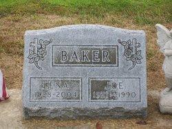 Lena <i>Nelson</i> Baker