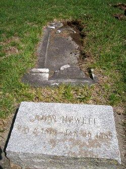 John Hewett