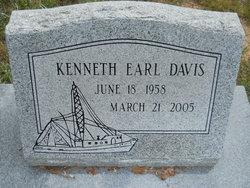 Kenneth Earl Davis