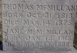 Thomas McMillan