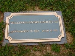 William L. Bill Earley, III