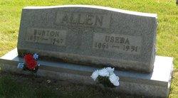 Burton Phillip Allen