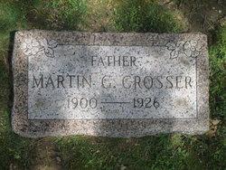 Martin Crosser