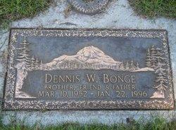 Dennis Wayne Bonge