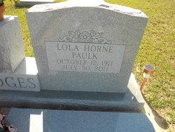 Lola <i>Horne Paulk</i> Bridges