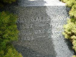 Harry Wales Gowen