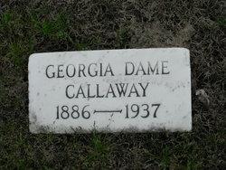 Georgia Dame Callaway