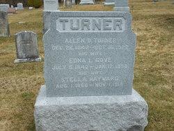 Edna L <i>Gove</i> Turner