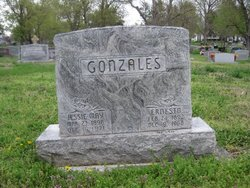 Jessie May <i>Rock</i> Christian Gonzales