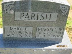 Russell W Parish