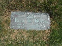 Lulu Elizabeth <i>Snapp</i> Busch