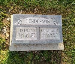 Estelle Jettie <i>Rhyne</i> Henderson