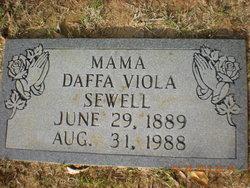 Daffa Viola <i>Smith</i> Sewell