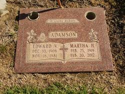 Edward Vernell Adamson