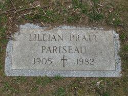Lillian L. <i>LaForce</i> Pariseau