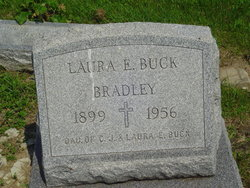 Laura E. <i>Buck</i> Bradley