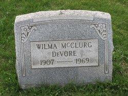 Wilma Belle <i>Dimit</i> DeVore